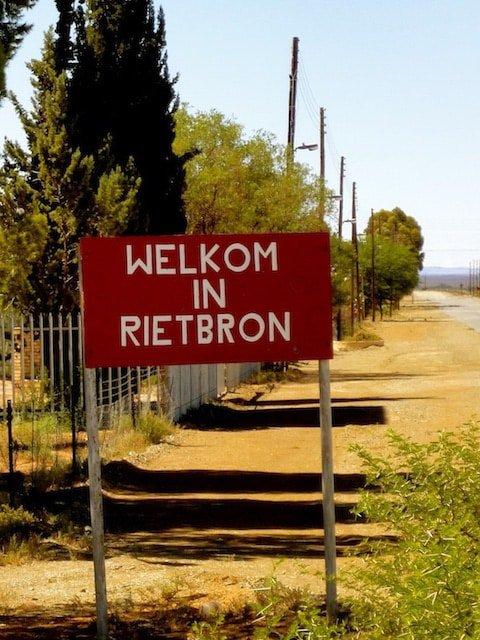 rietbron-welkom